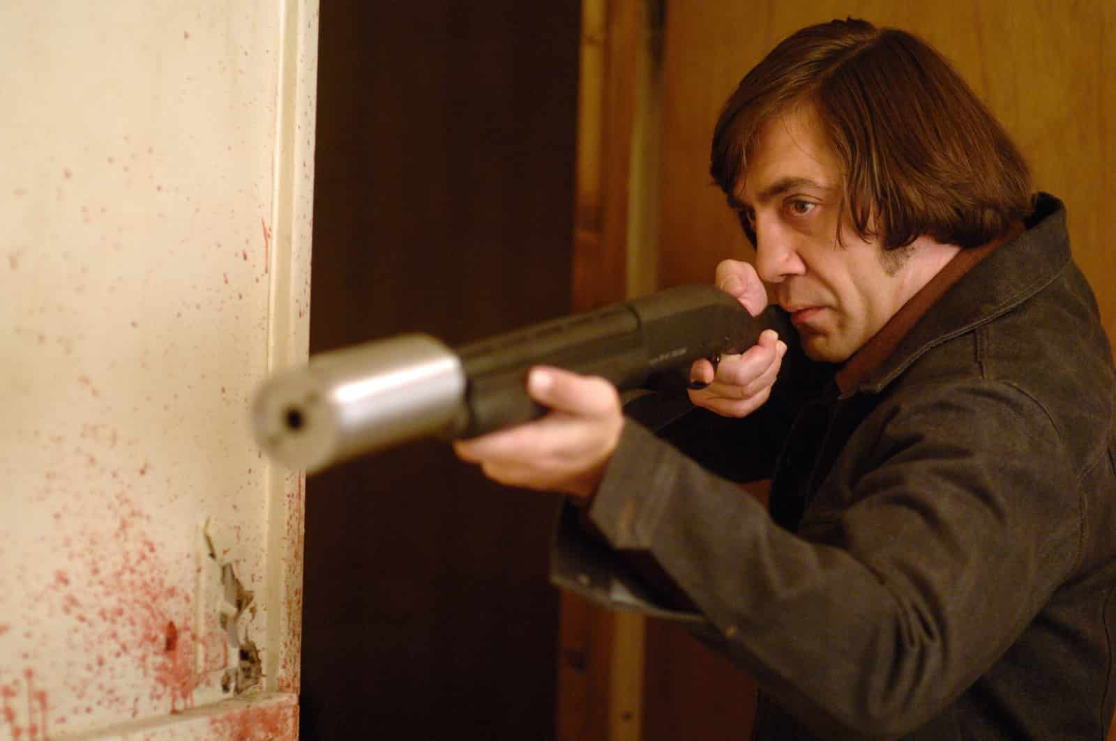 Low Angle Shot - Low Angle Example - No Country 2