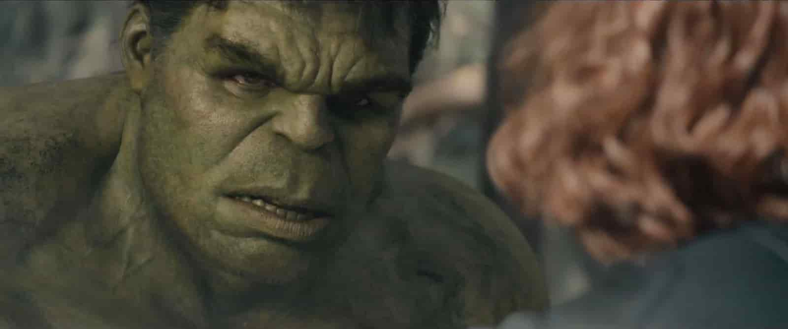 Over the Shoulder Shot - Camera Angles - The Hulk OTS