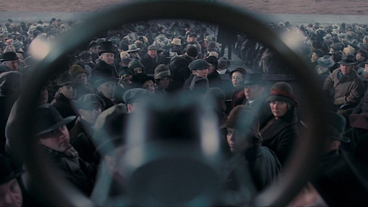 Point of View Shot - Camera Angle and Movement - King's Speech