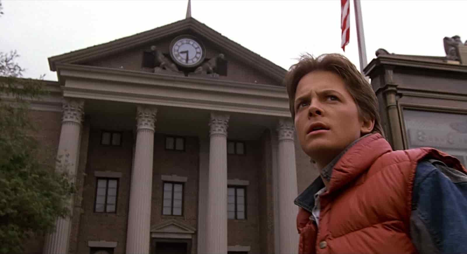Script Notes - Back To The Future - Save The Clock Tower BTTF