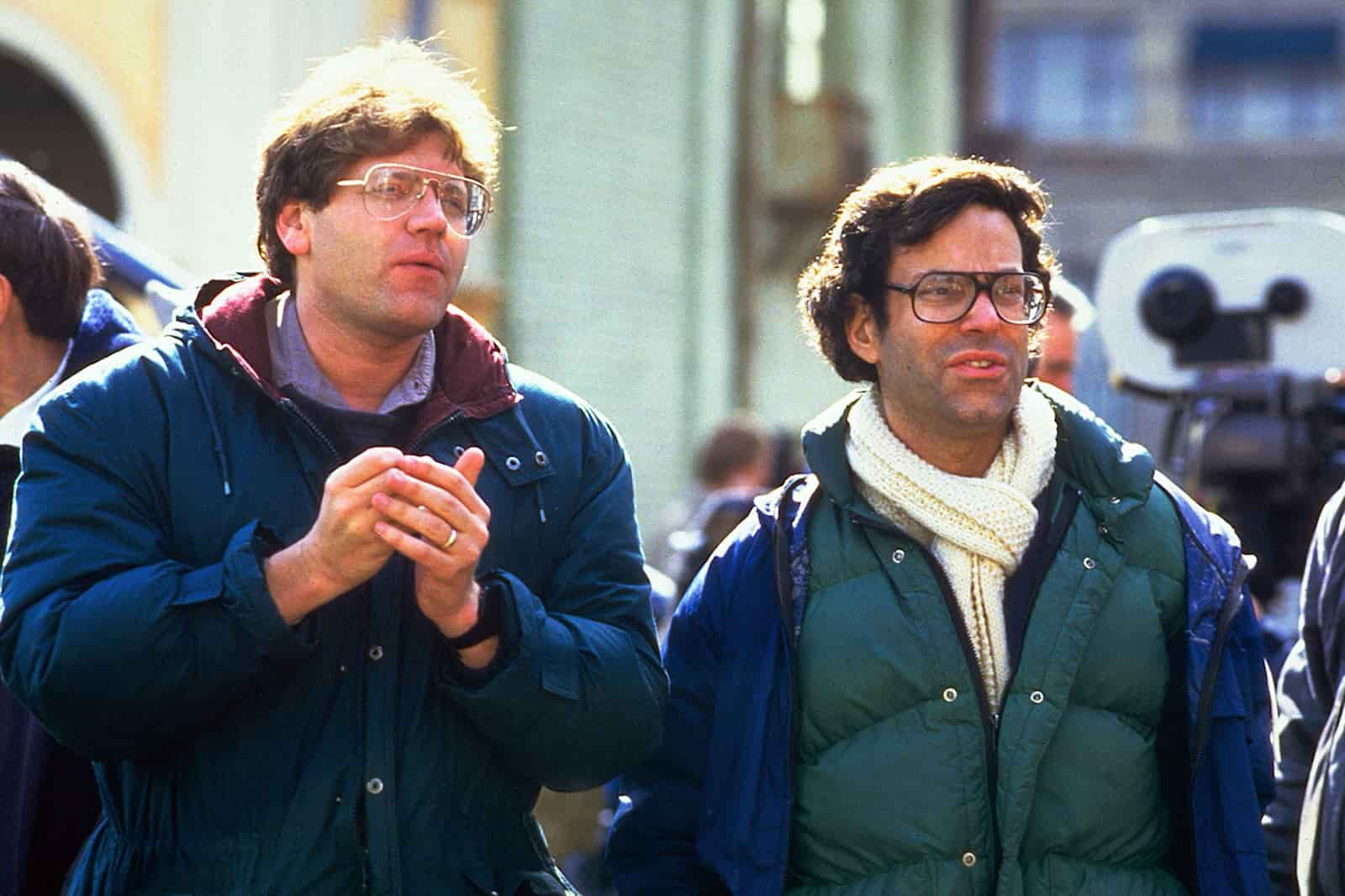 Script Notes - Back to the Future - Robert Zemeckis and Bob Gale