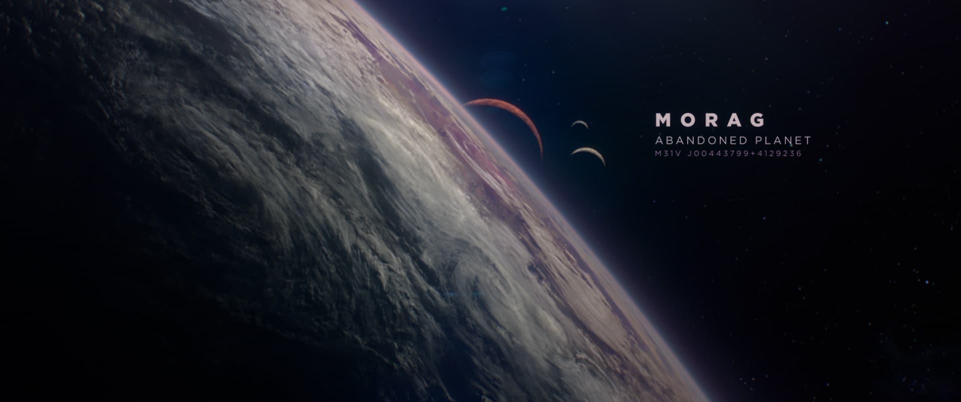 Wide Angle Shot - Camera Movements and Angles- Guardians of the Galaxy - Morag
