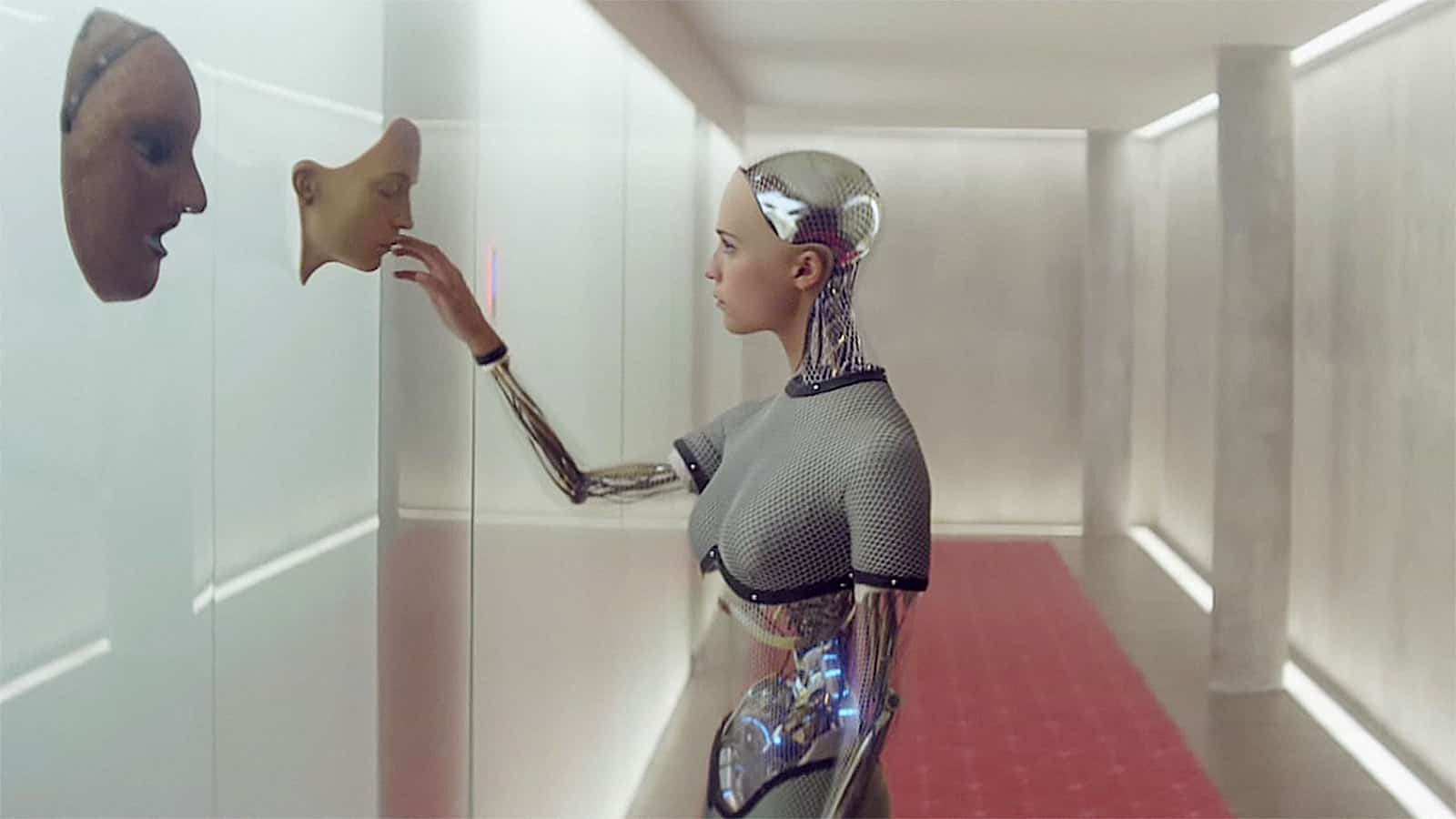 Deep Focus Shot - Best Camera Movement and Camera Angles - Ex Machina