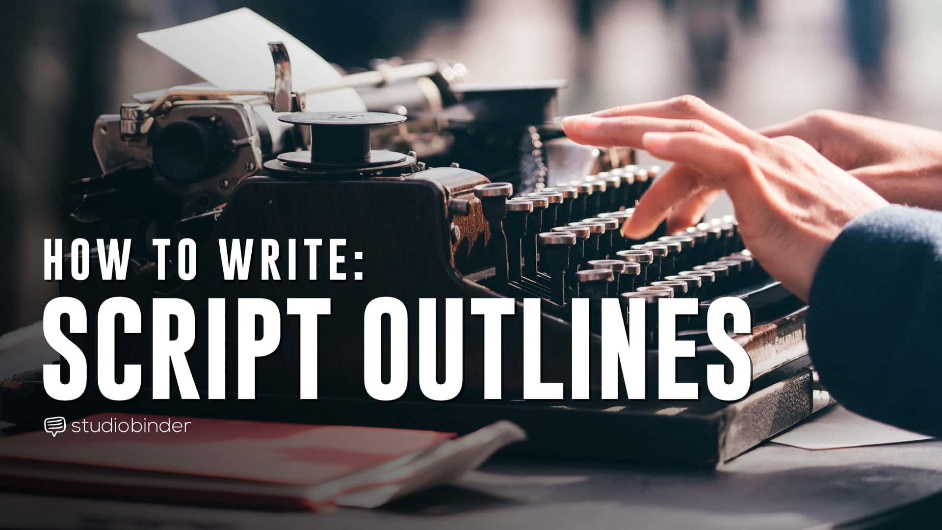 how to write a script outline for film and tv free template example