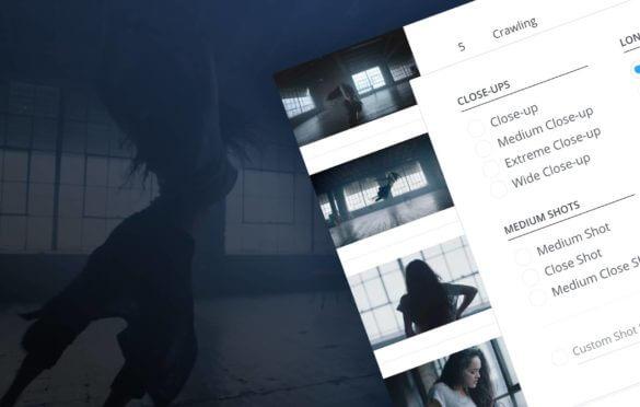 Sharegrid Shot List Music Video - Header - StudioBinder