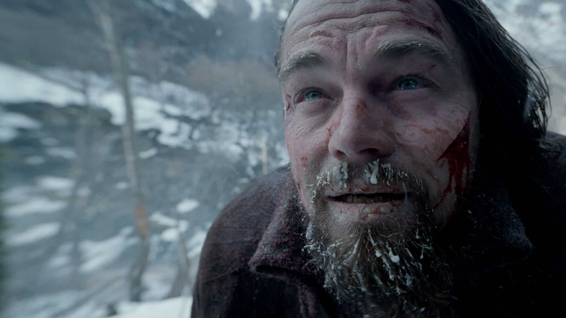 The Revenant movie - Shooting Schedule - Leonardo Sick