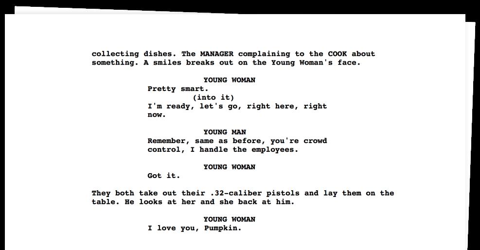 Beautiful pdf a mind script