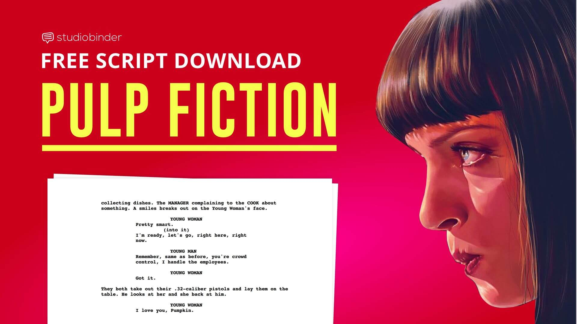 screenplay examples pulp fiction script free script download