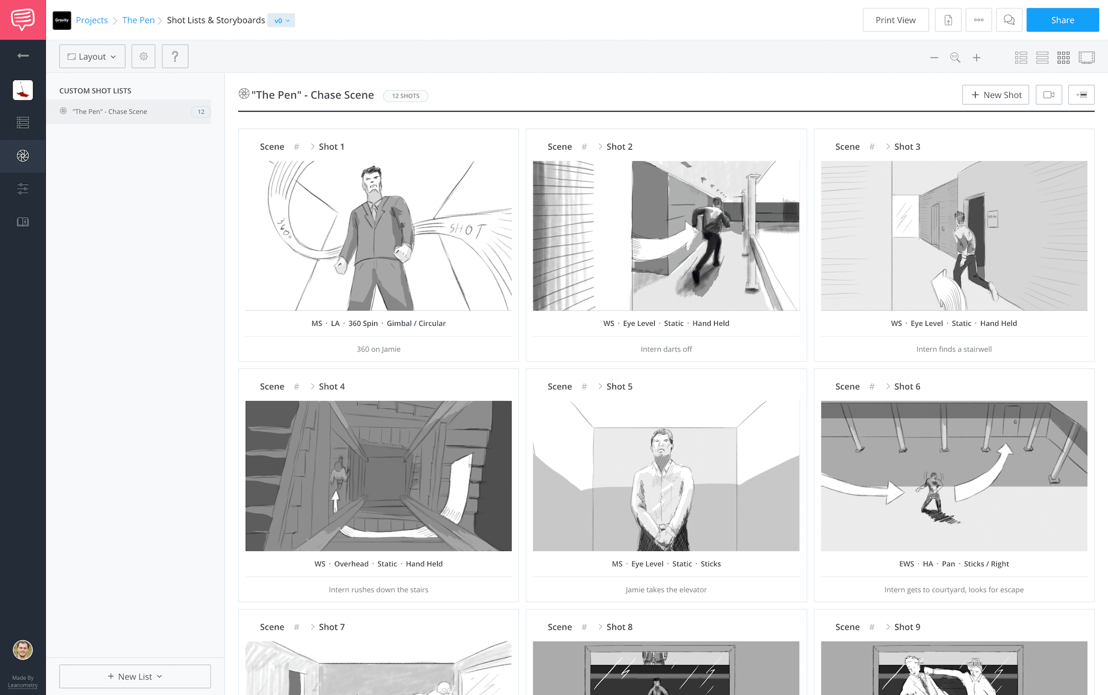 24 Best Storyboard Software of 2019 [with FREE Storyboard