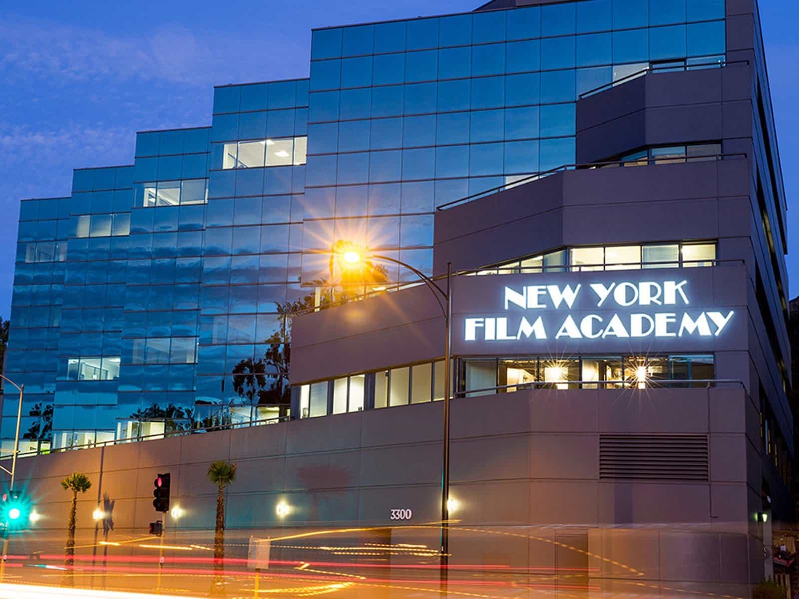 Best Film Schools for Video Production - New York Film Academy - NYFA