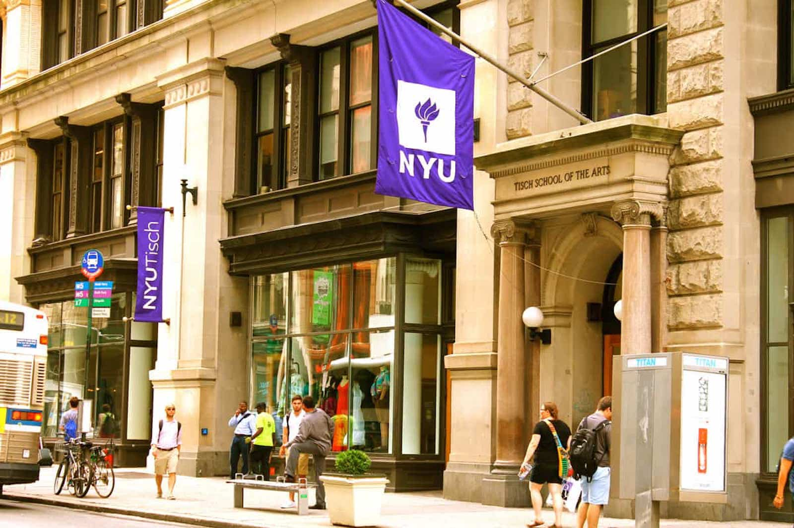 Best NYU Film Schools in the USA - New York University - Tisch School Of The Arts