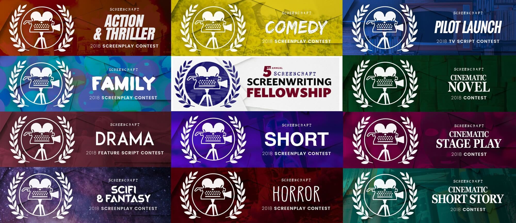 Best Screenwriting Contests 2019 12 Best Screenwriting Contests You Need to Enter Right Now