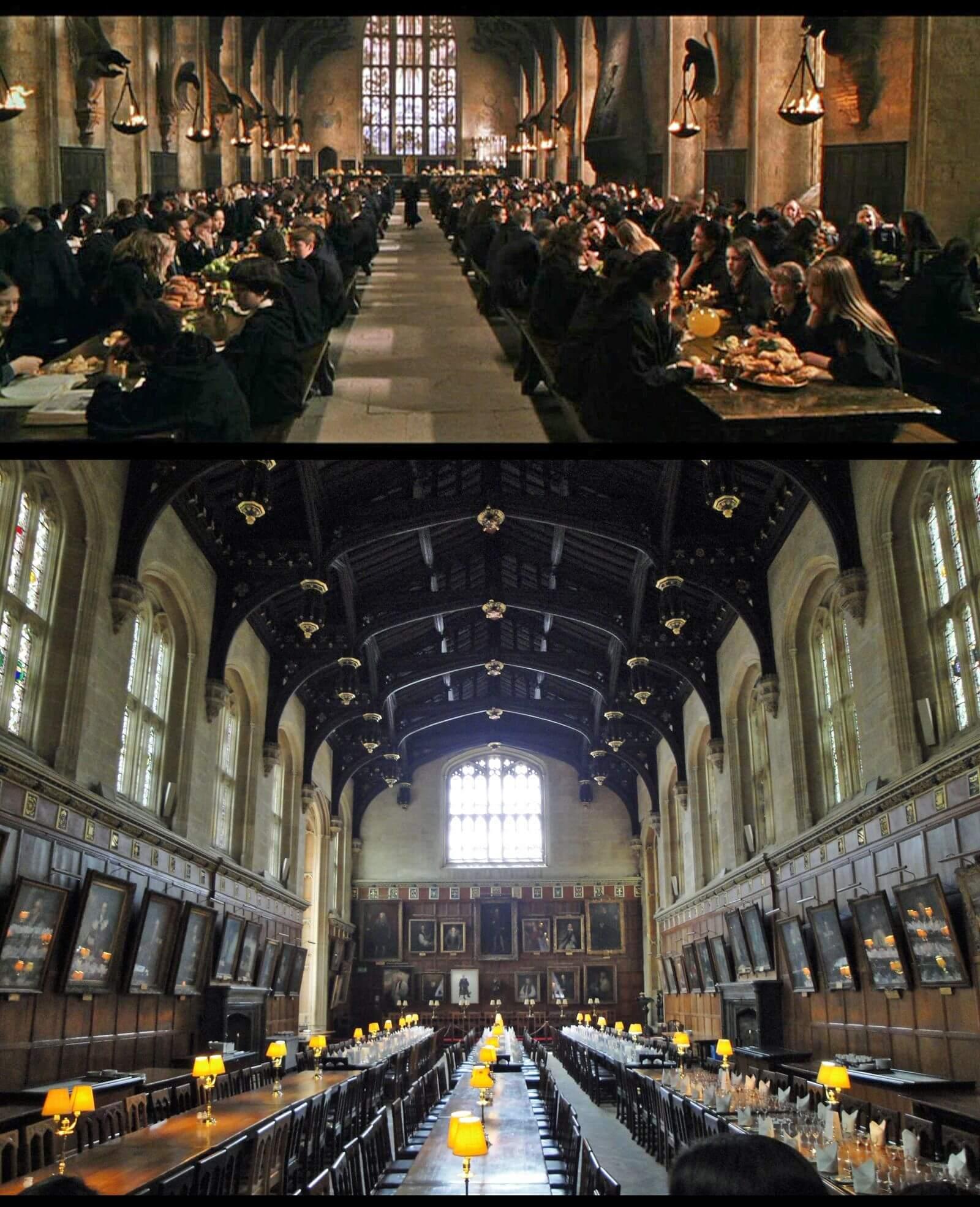 Mise En Scene Film Set Harry Potter Film Set studiobinder