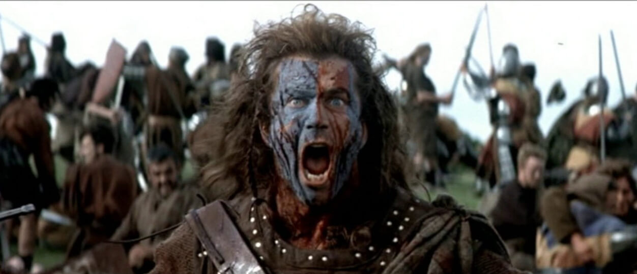 Public Domain Public Domain Books Ideas for Screenplay Braveheart