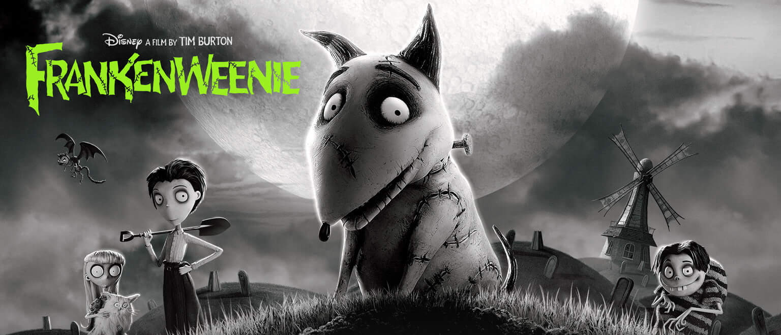 Public Domain Public Domain Books Ideas for Screenplay Frankenweenie