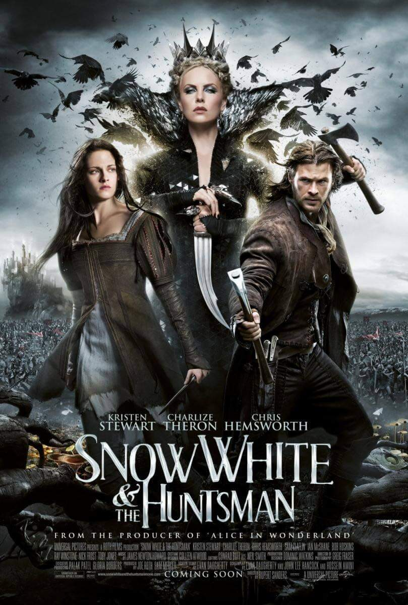 Public Domain Public Domain Books Ideas for Screenplay Snowman and the Huntsman