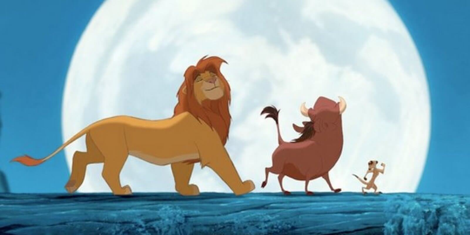 Public Domain Public Domain Books Ideas for Screenplay The Lion King