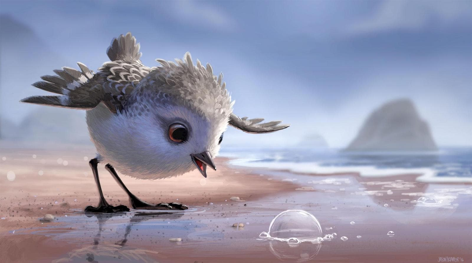 Short Film Pixar Short film animated short films studiobinder piper