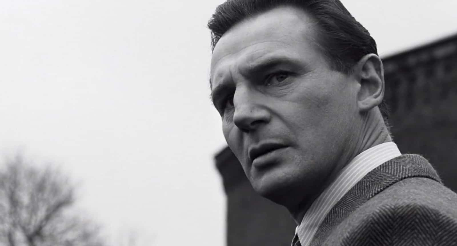 Wide Angle Shot - Camera Movements and Camera Angles - Schindlers List - 2