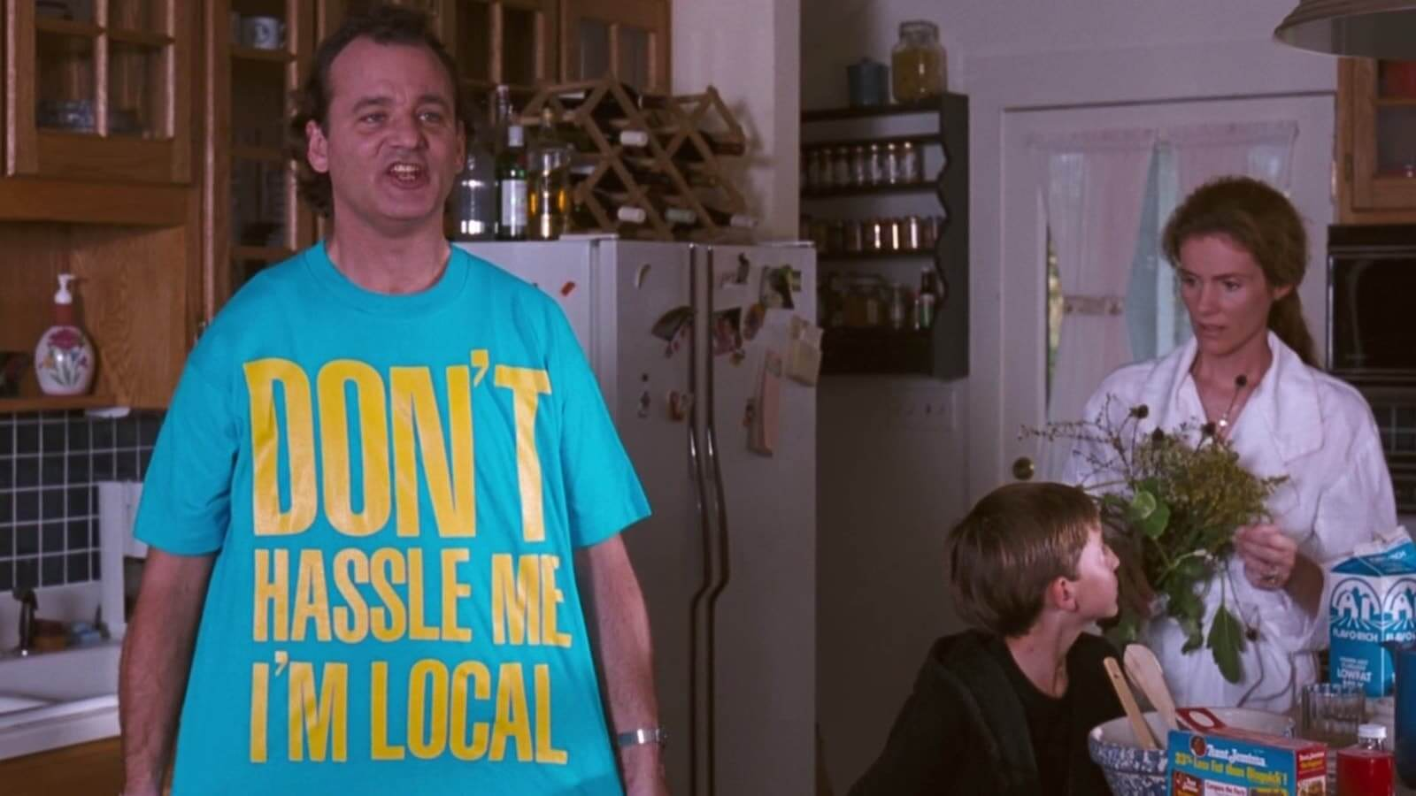 Best Comedy Movies - What about Bob