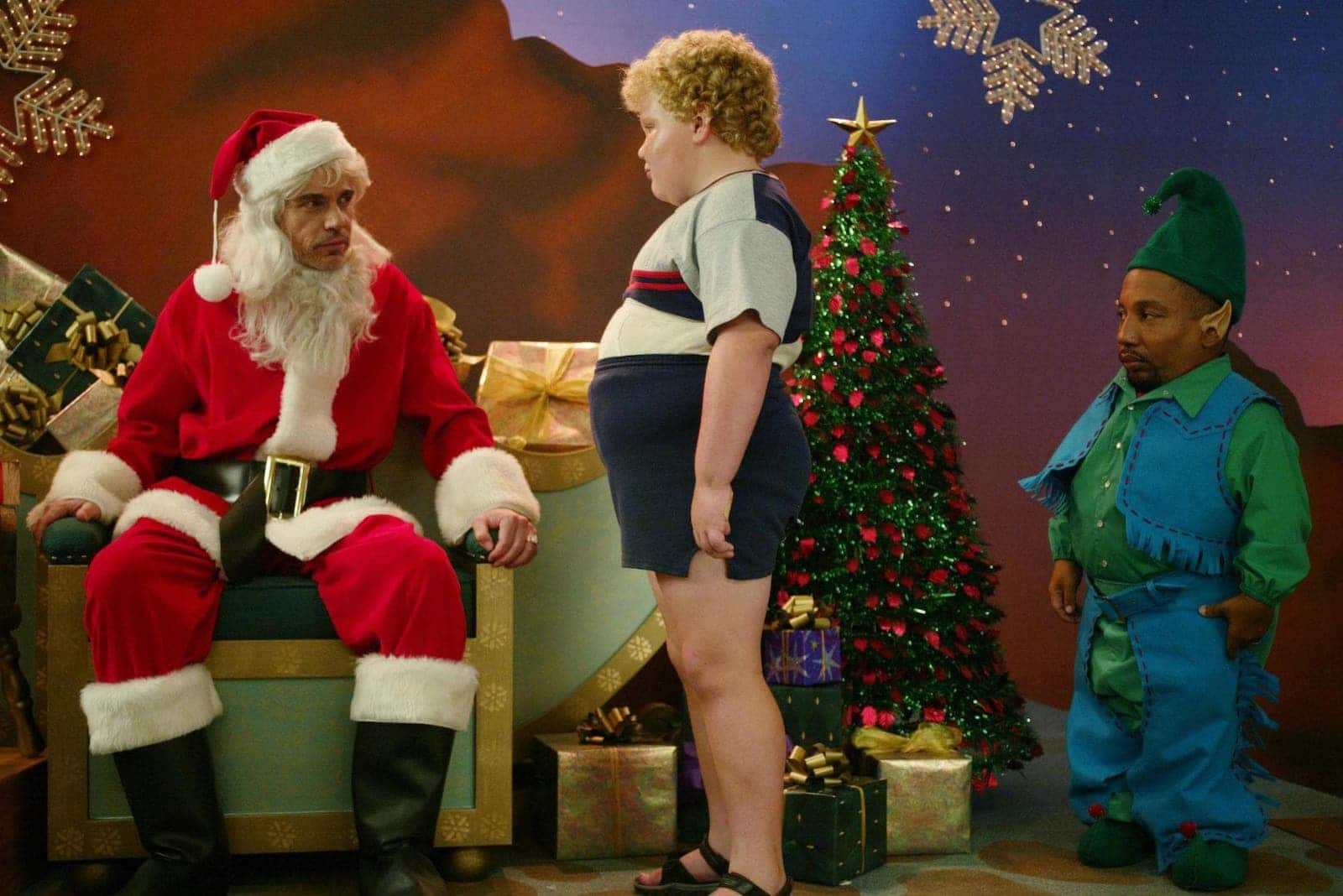 Best Comedy Movies - Bad Santa