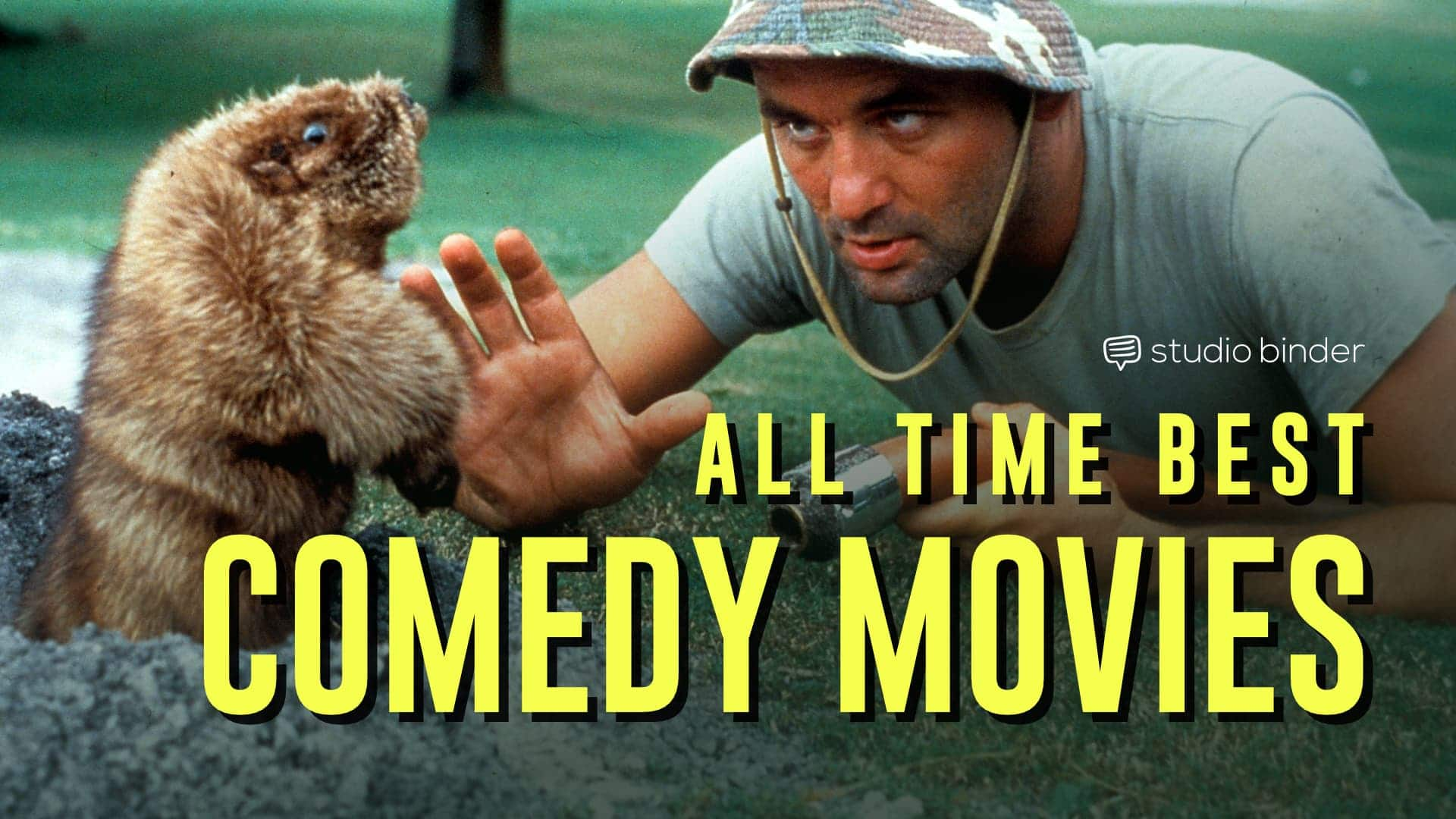 foto de Best Comedy Movies of All Time: Funny Movies for Filmmakers to Watch Best Comedy Movies of All