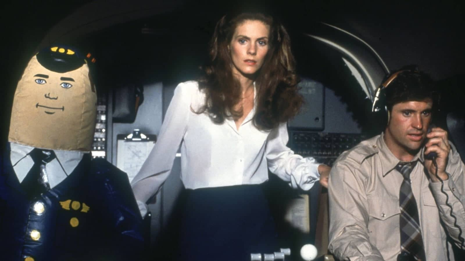 Best Comedy Movies of all time - Airplane - David Zucker - Jim Abrahams - StudioBinder