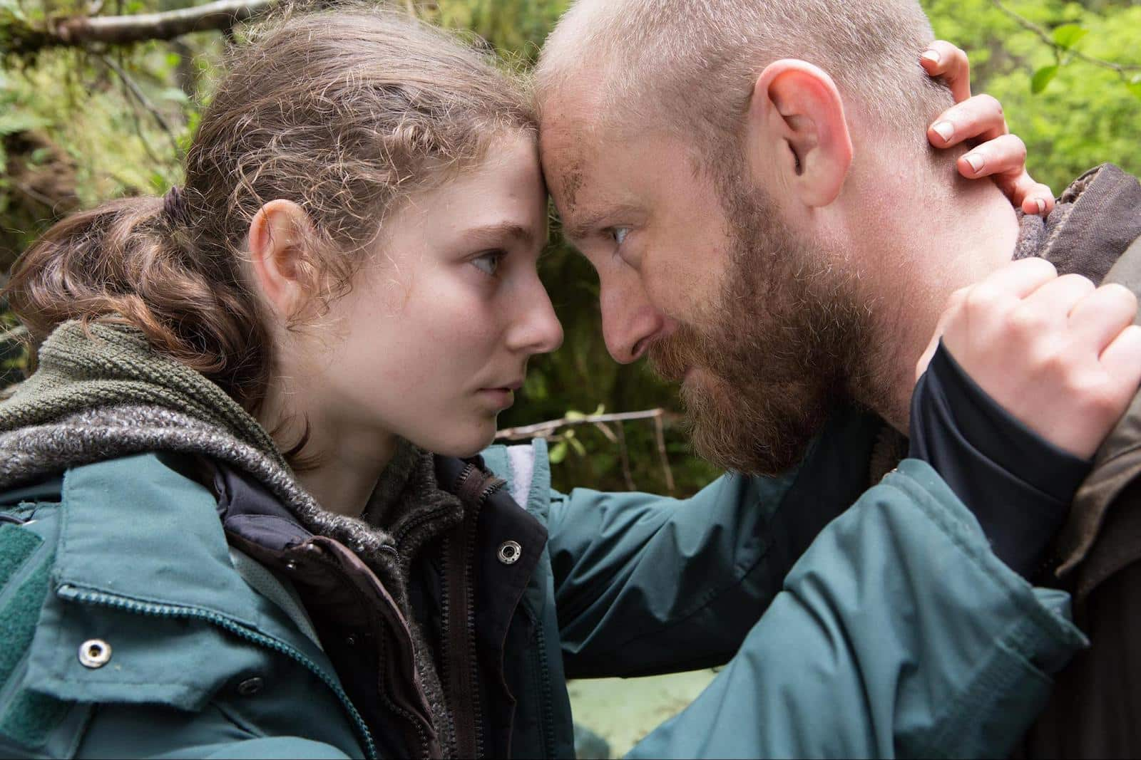Best Independent Films - Ben Foster - Thomasin Mckenzie - Leave No Trace - StudioBinder