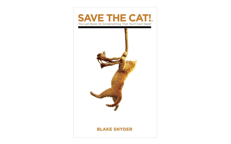 Best Screenwriting Books - Best Filmmaking Books - Save The Cat - Blake Snyder - Books On Filmmaking - StudioBinder