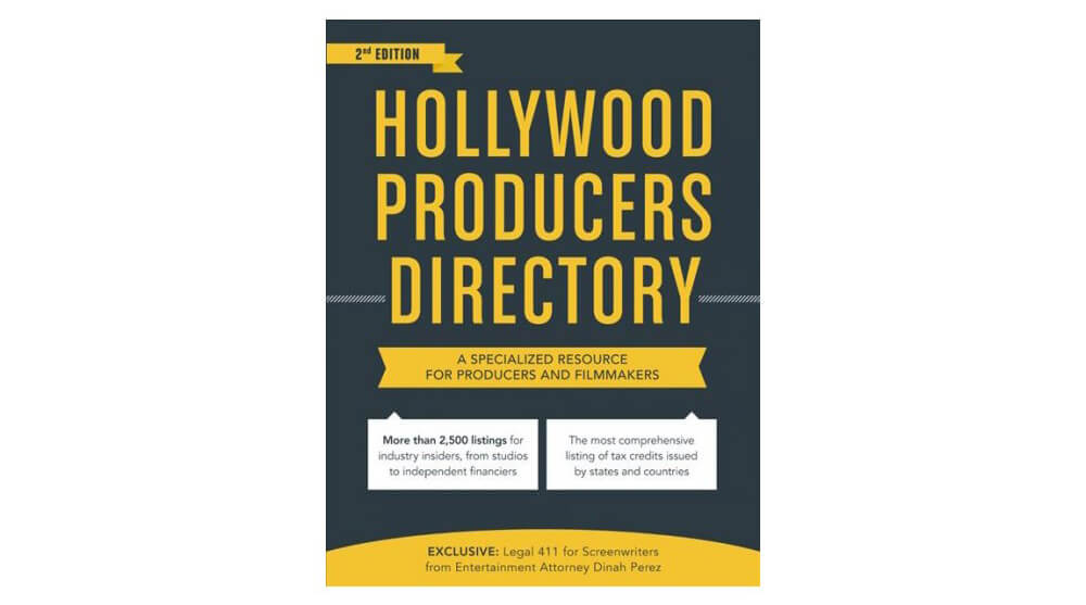 Best Screenwriting and Filmmaking Books - Hollywood Producers Directory - StudioBinder