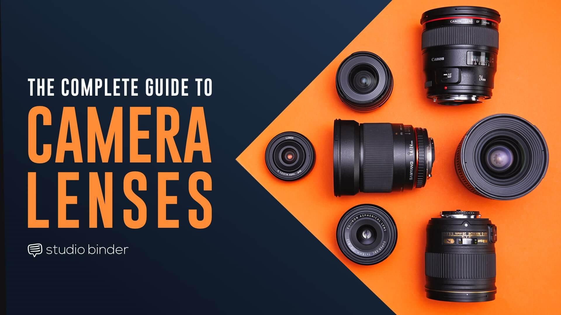 lens basics understanding camera lenses - HD1920×1080