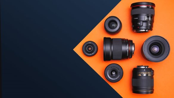 Camera Lenses Guide - Header Image - StudioBinder