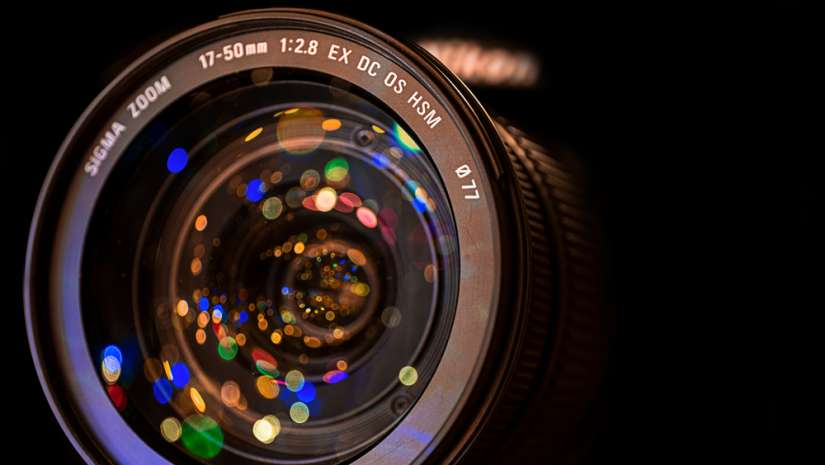 Camera lenses Explained - Focal Length