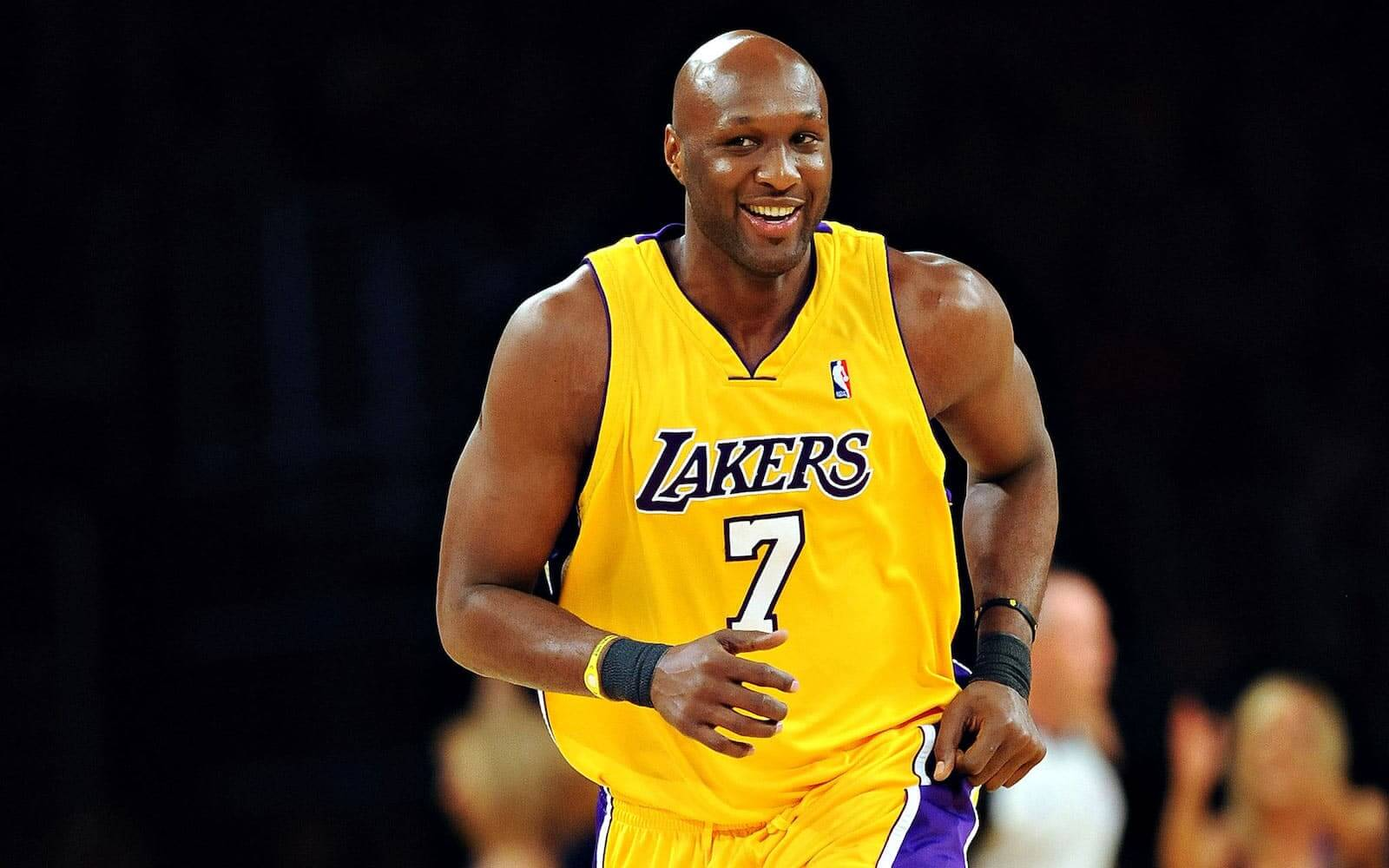 Celebrity Talent - Lamar Odom - Lakers - Celebrity Rider