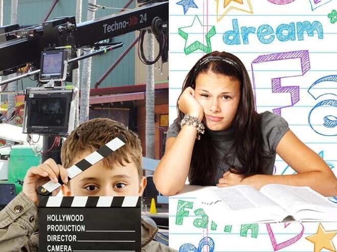 Child Actors - Professional Childrens School - Child Talent Agents - Children in Film - Studiobinder