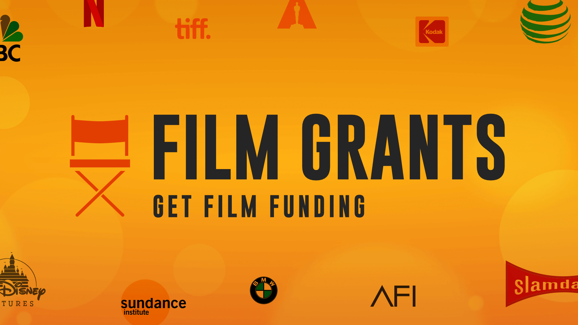 Film Funding: The Top Film Grants List for Every Filmmaker in 2019