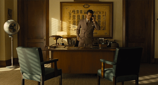 Roger Deakins Movies - Best Cinematography - Eddies Office - Hail Ceasar - StudioBinder