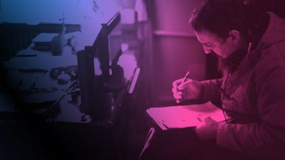 What is a Script Supervisor - Header - StudioBinder