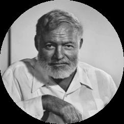 Writers block - Ernest Hemingway - StudioBinder