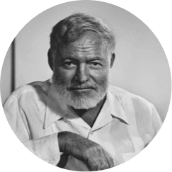 Writers block - Ernest Hemingway - StudioBinder