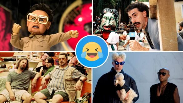 Best Comedy Movies - Top Hilarious Comedies of All Time