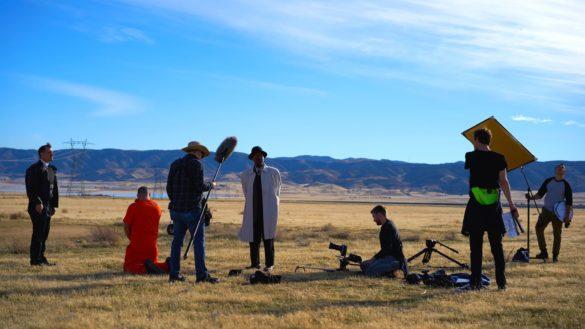 How to find a Film Crew - Header Image - StudioBinder