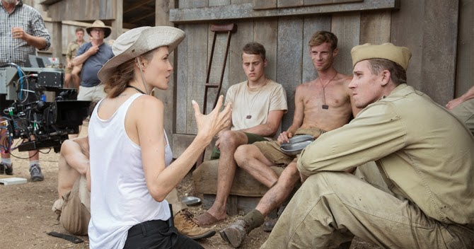 Ways to smartly work with talent and crew - Angelina Jolie on Set