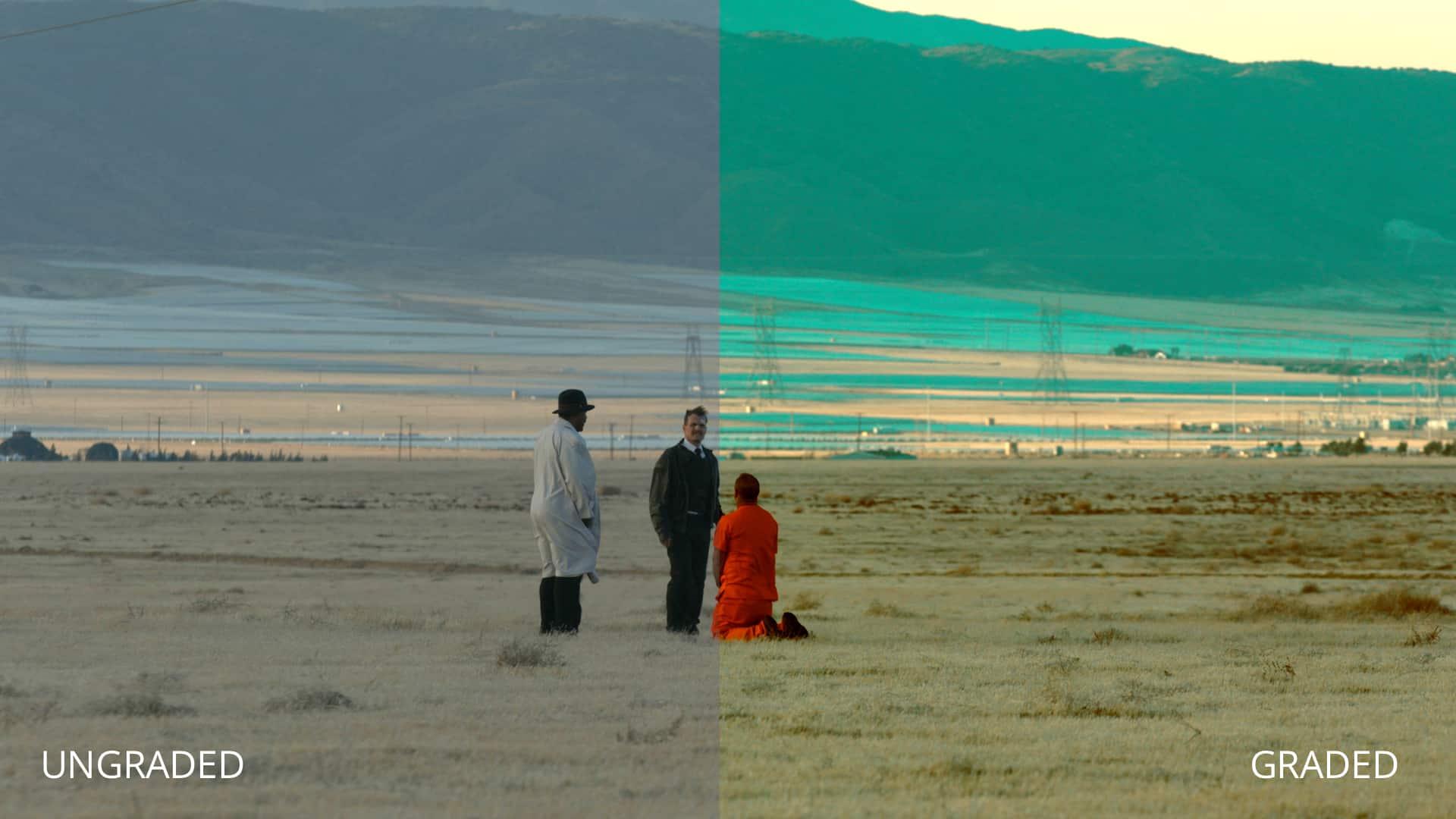 What is LUT - LUT Color Grading - Ridley Scott Film LUTs