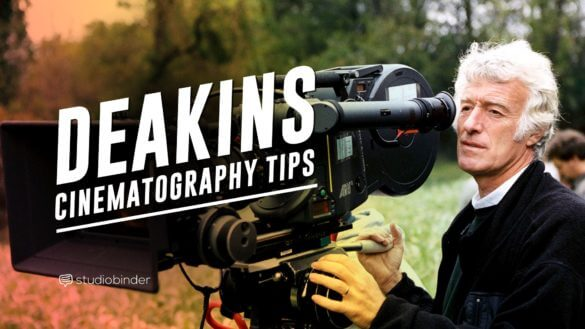 Roger Deakins Cinematography Style and Tips - Feature Image - StudioBinder
