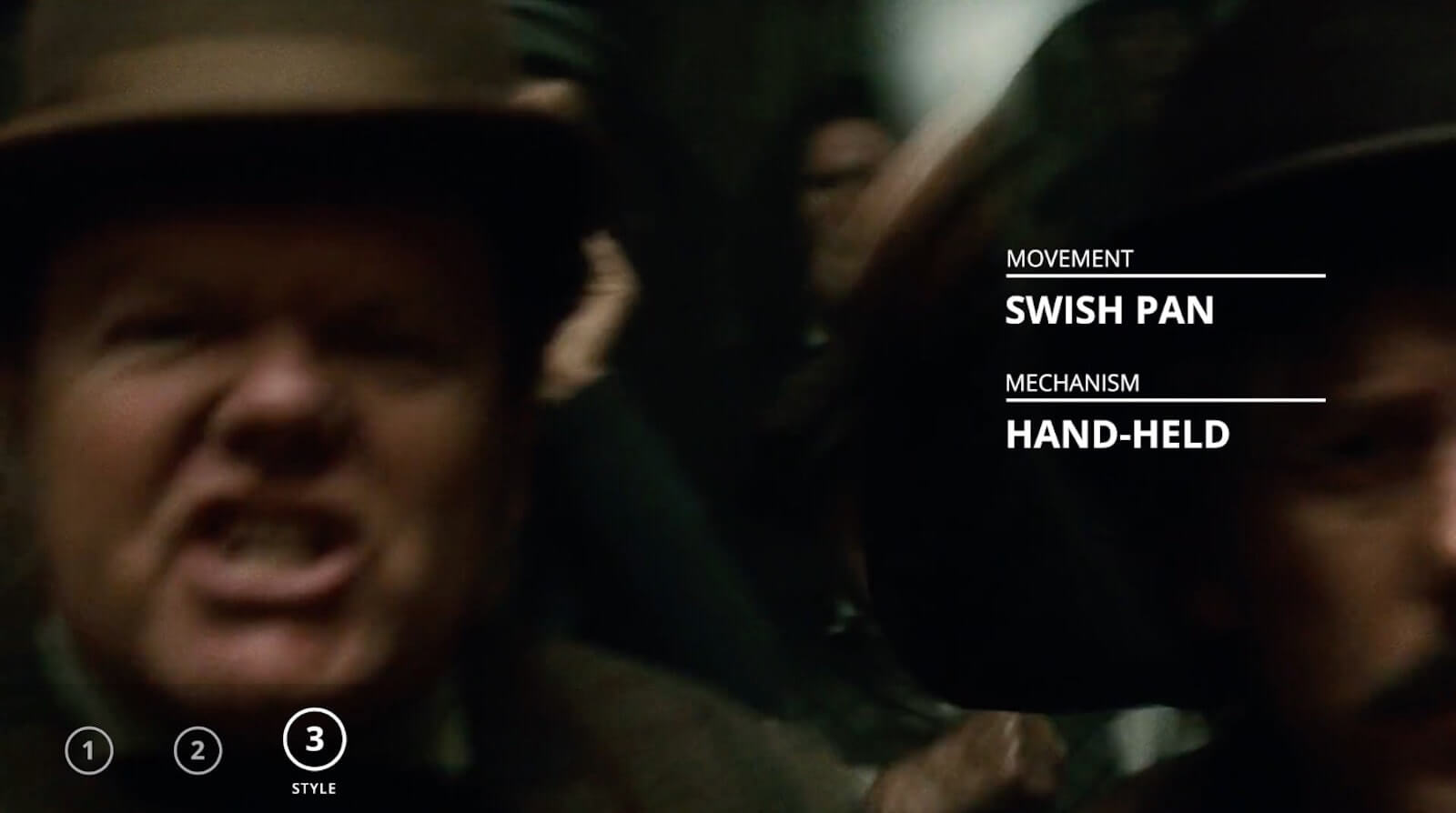Sherlock Holmes fight scene - Fight Choreography - Camera movements