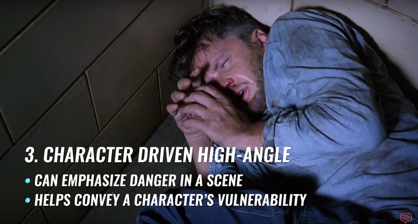 high-angle-character