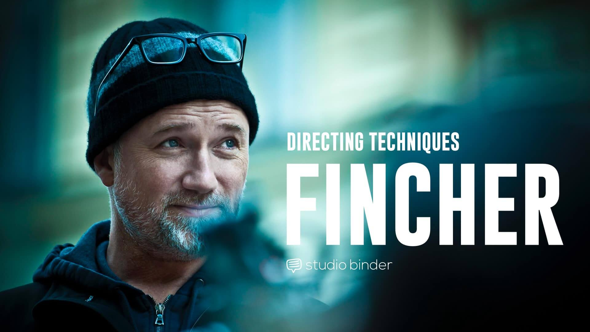 The Directing Techniques of David Fincher