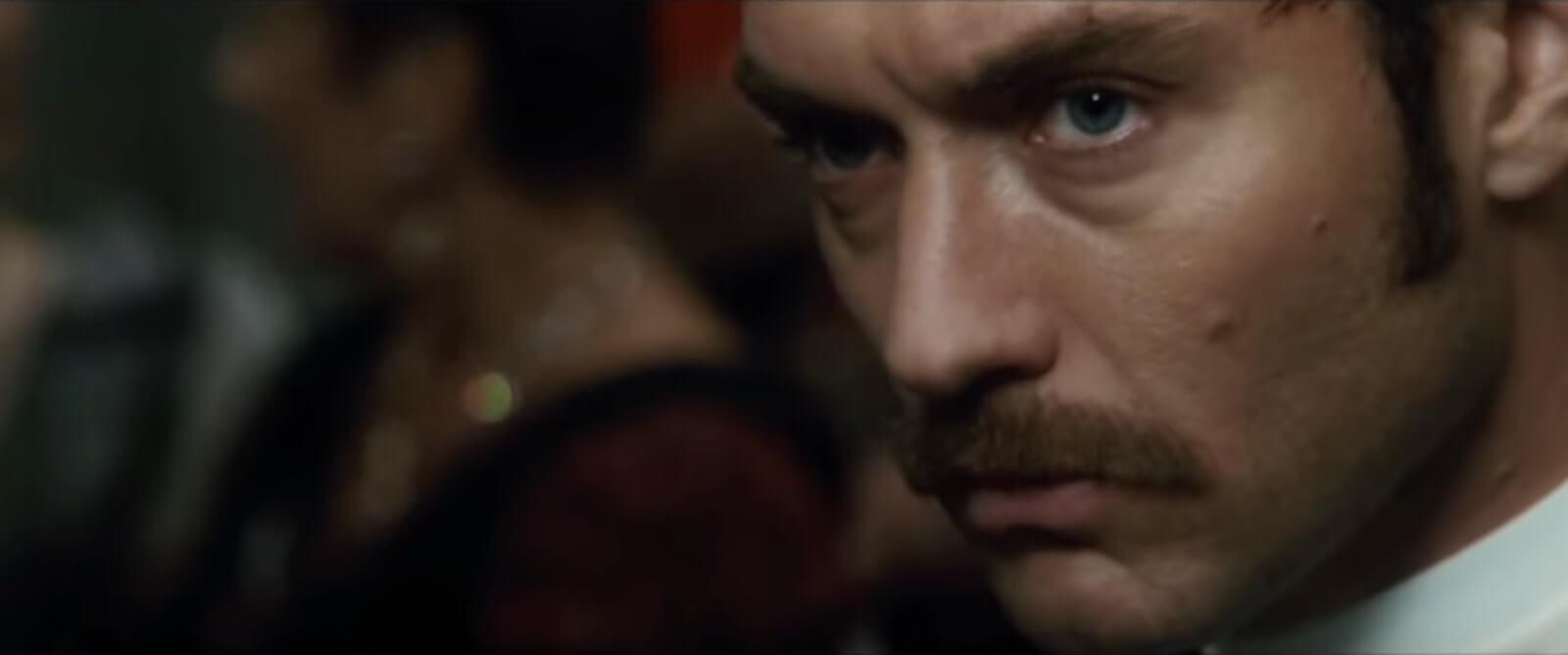 Extreme Close Ups ECU Sherlock Holmes