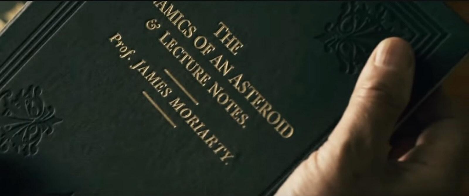 Extreme Close Ups ECU Sherlock Holmes Book